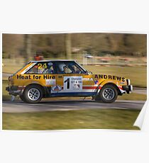 Lotus Sunbeam Poster
