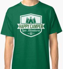 Happy Camper - Camping T Shirt Classic T-Shirt