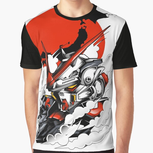 ASTRAY RED FRAME BUST F-12 Graphic T-Shirt