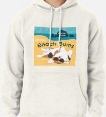 2019 Corgi Beach Bums - dreifarbig Hoodie