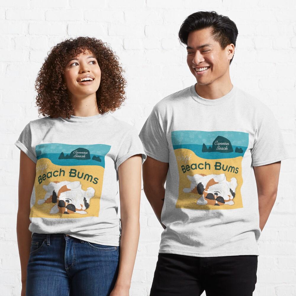 2019 Corgi Beach Bums  - Tri Color Classic T-Shirt