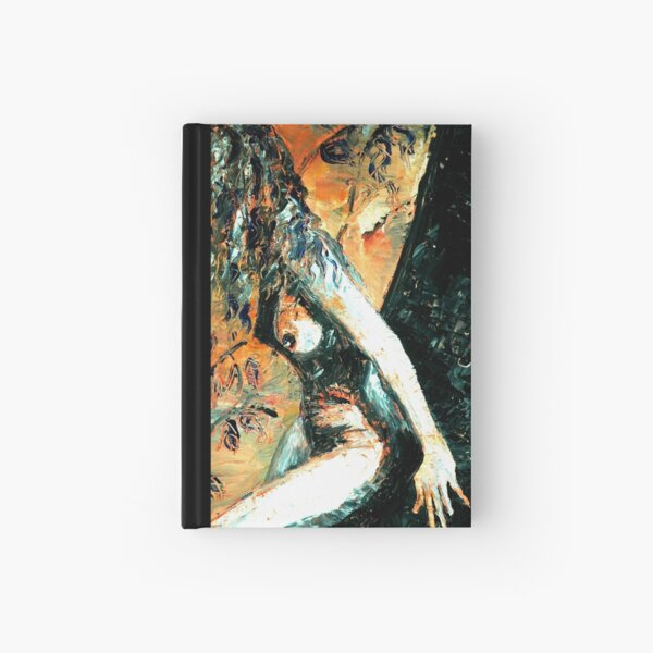 a shy glance Hardcover Journal