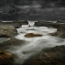 """Not another long exposure """"Rocks and Ocean"""" Shot!! by Tim  Geraghty-Groves"""