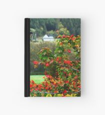 Autumn in the Highlands Hardcover Journal