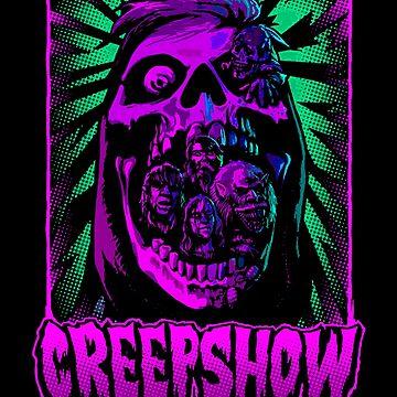 Creepshow T-Shirt-Design von LouieThomas