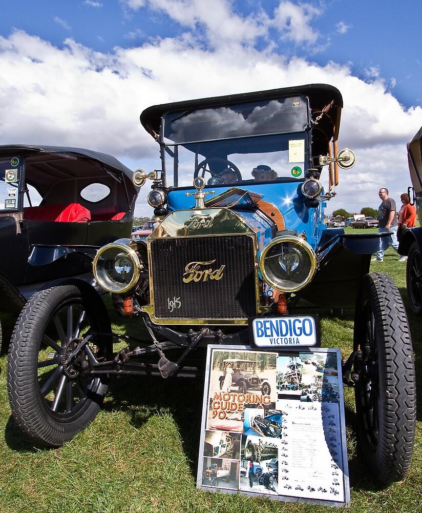 1915 Ford by doug hunwick
