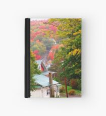 Homes in Bear River Hardcover Journal