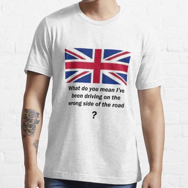 Essential Travel Accessory  Essential T-Shirt