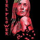Girl Flower by TMBTM