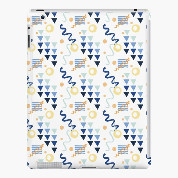 Shapes & Squiggles iPad Snap Case