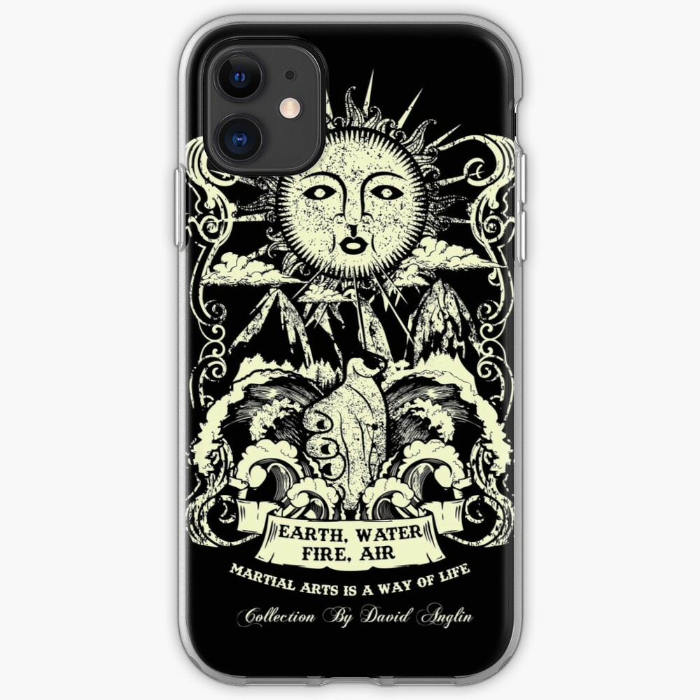 Martial Arts Is A Way Of Life iPhone Case & Cover