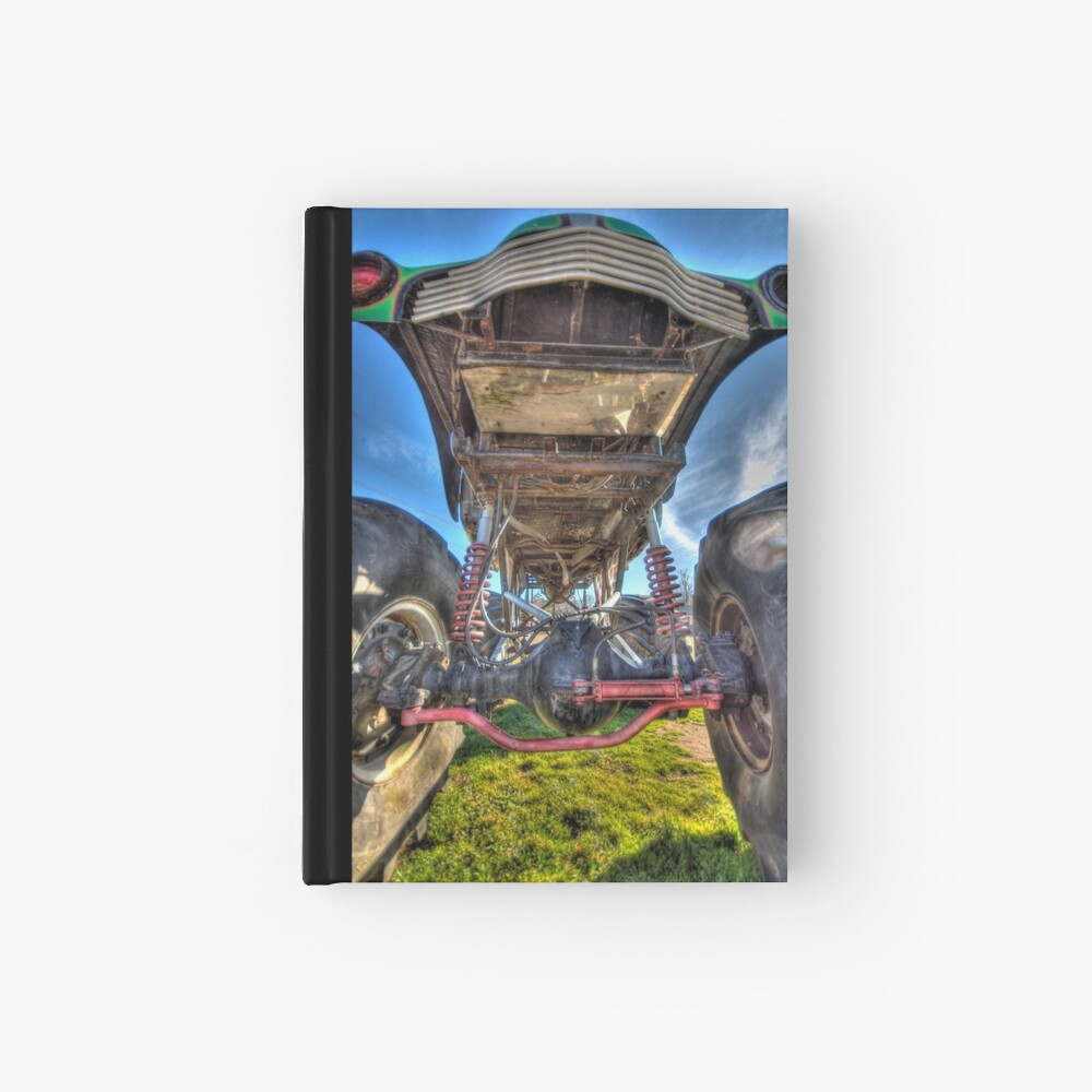 Belly of the Beast Hardcover Journal