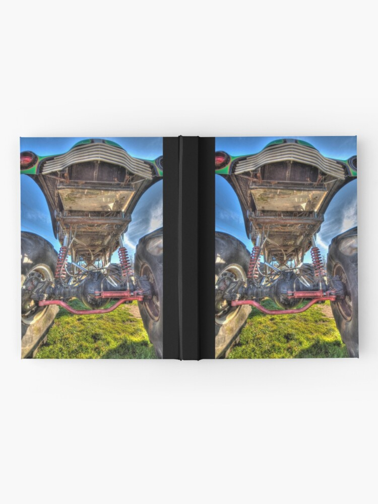 Alternate view of Belly of the Beast Hardcover Journal