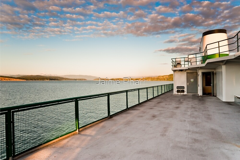 Ferry by Jaime Pharr