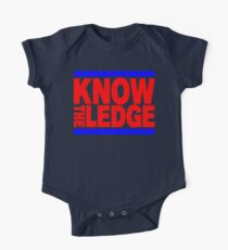 KNOW THE LEDGE One Piece - Short Sleeve