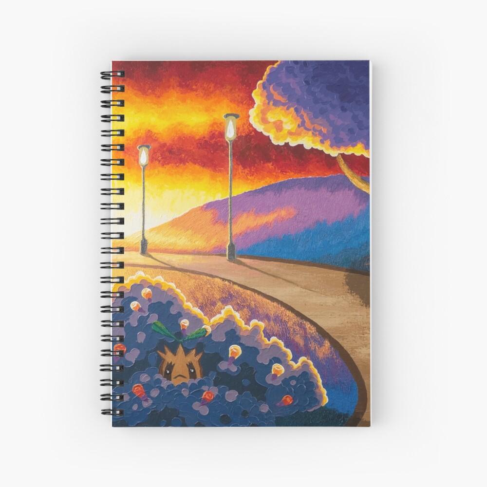 National Park Spiral Notebook