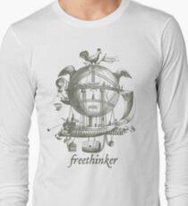 Freethinker Long Sleeve T-Shirt