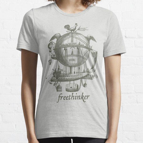 Pensador libre Camiseta esencial