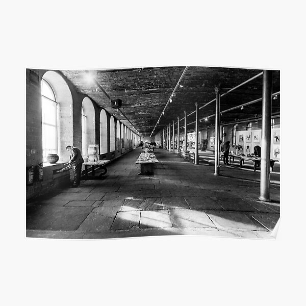 Salts Mill, Saltaire Poster