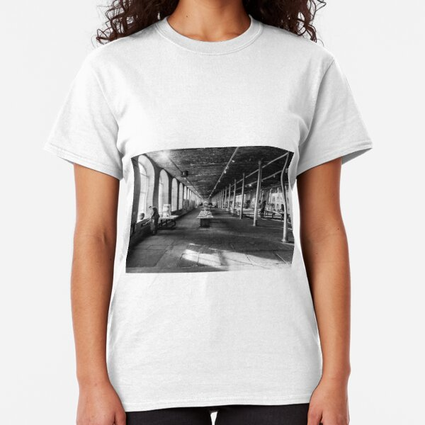 Salts Mill, Saltaire Classic T-Shirt