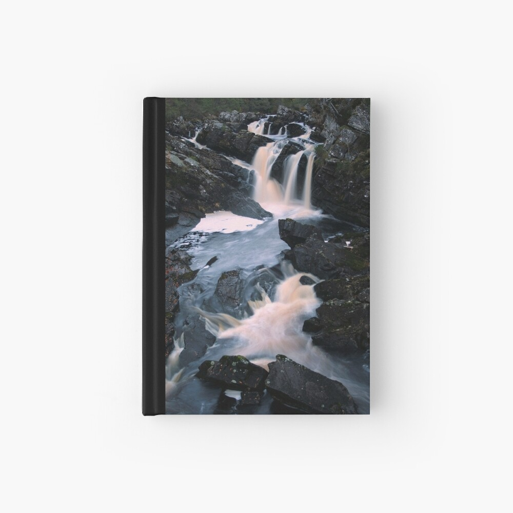 Rogie  Falls Hardcover Journal