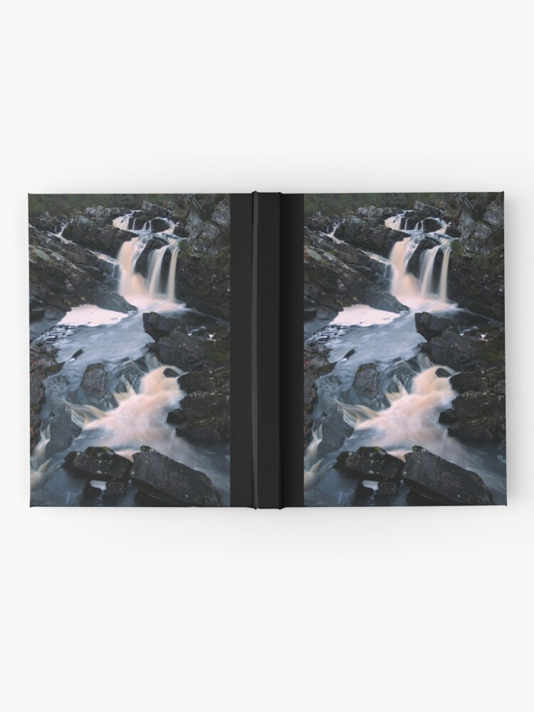 Alternate view of Rogie  Falls Hardcover Journal