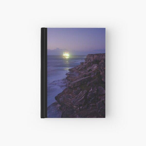desal landscape Hardcover Journal