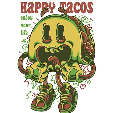 Happy Tacos by Faba188
