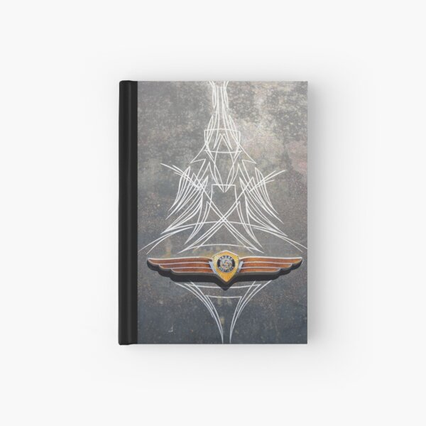 Hot Rod 2 Hardcover Journal