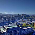 Edinburgh City Centre, Scotland by AlbaPhotography