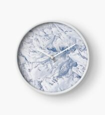 Alpine Vista Clock