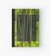 Green  Hardcover Journal