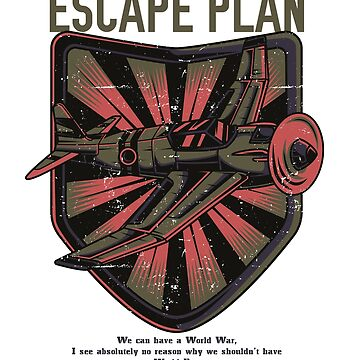 Escape plan by Faba188