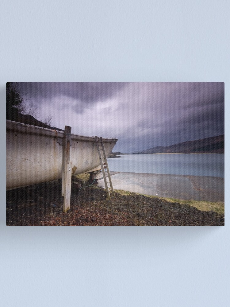 Alternate view of Boat Canvas Print