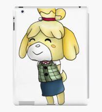 Isabelle Chibi (Animal Crossing:New Leaf) iPad Case/Skin