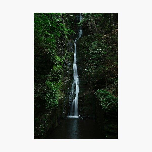 Silverthread Falls Photographic Print