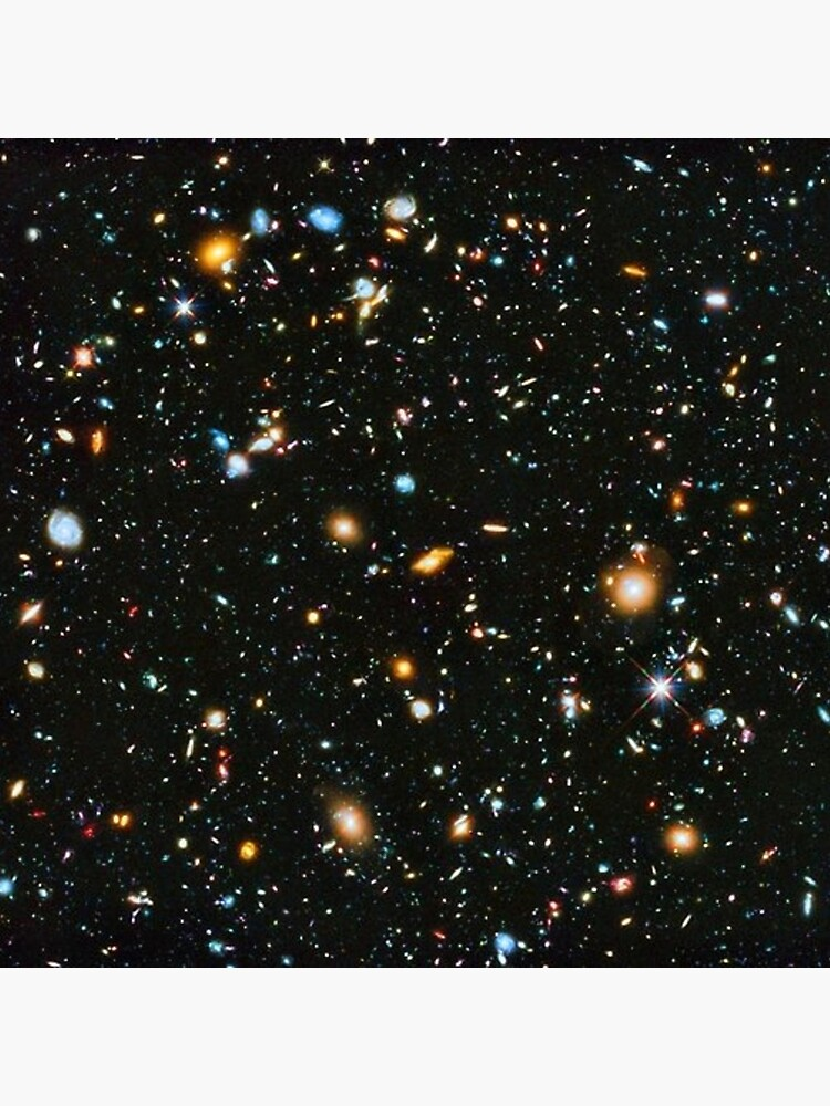 Hubble Extreme Deep Field by historicalstuff