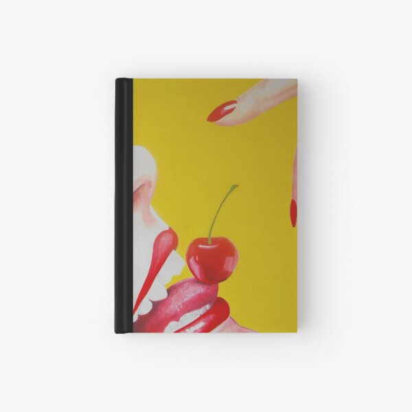 Passion fruit #2 Hardcover Journal