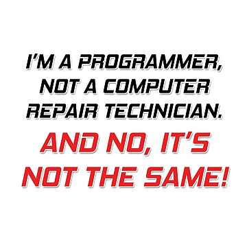I'm a programmer by Ankee