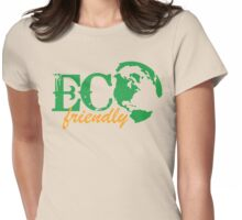 Eco friendly Womens Fitted T-Shirt