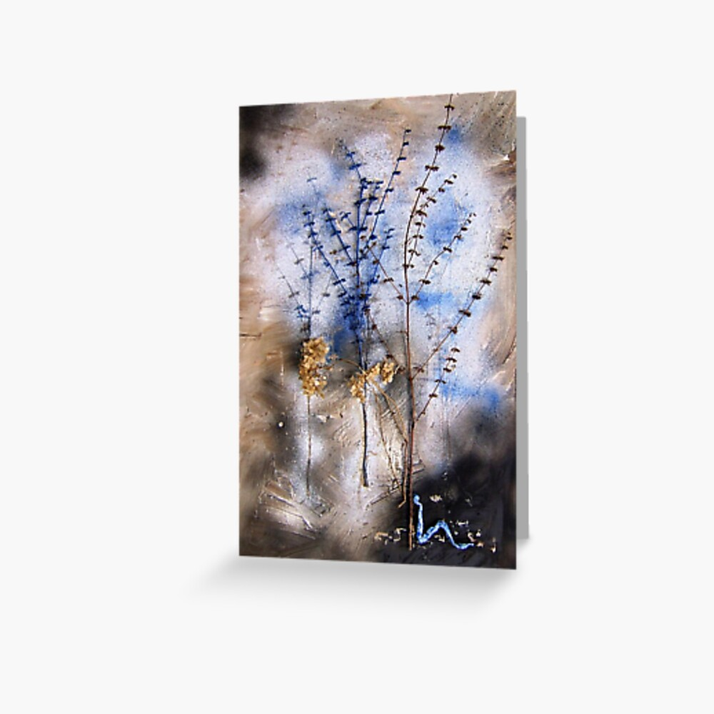 Not seeing the forest for the trees...  Greeting Card