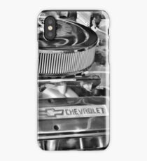 Chevy Engine iPhone Case