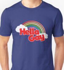 Hella Gay T Shirts Redbubble