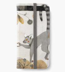 Lemurs In Love iPhone Wallet/Case/Skin
