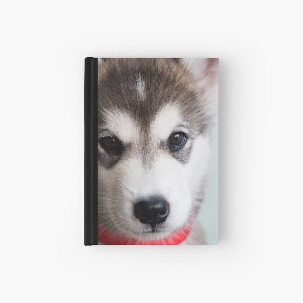I'm so cute! Hardcover Journal