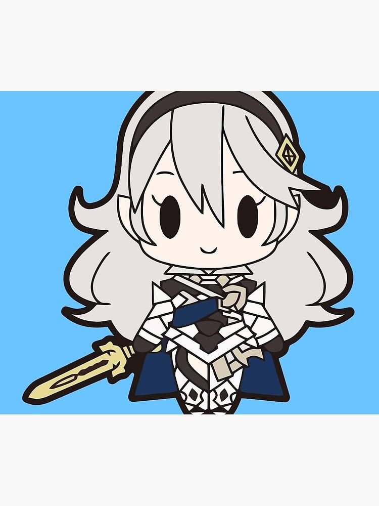 Fire Emblem: Fates Kamui Chibi (Female) by Chibify