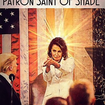Trump's Patron Saint Of Shade by 4swag