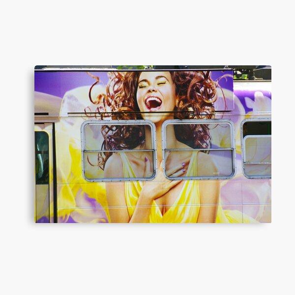 That's Susan Boyle? SERIOUSLY? No Way .... Canvas Print