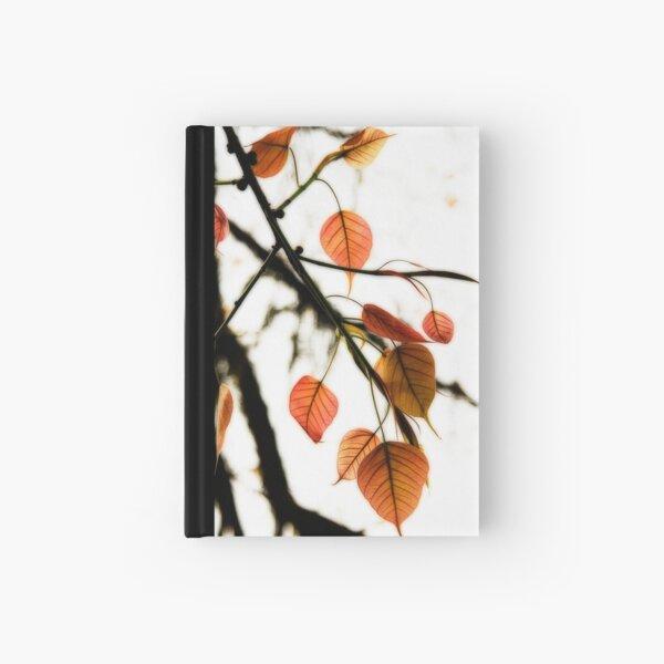 Bodhi Leaf Hardcover Journal