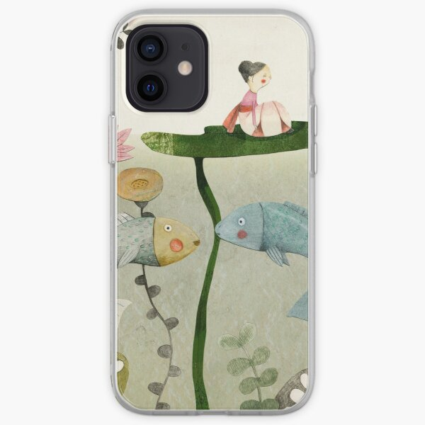 Thumbelina III iPhone Soft Case